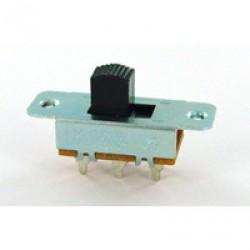 Rotary slide & dip switch